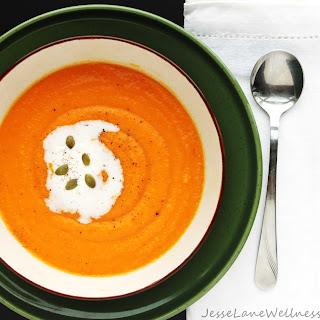 Gluten Free Carrot Soup Recipes