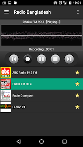 RADIO BANGLADESH screenshot 4