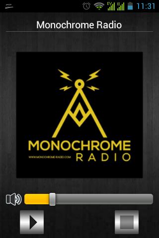 Monochrome Radio