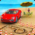 Beach Car Parking 3d Simulator 2018