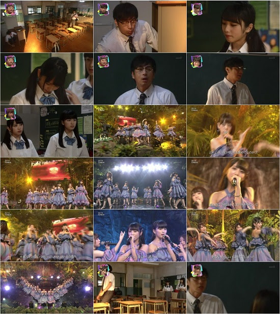 (TV-Music)(1080i) 乃木坂46 Part – シブヤノオト and more Fes 170818