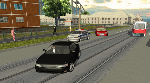 Criminal Russia 3D.Gangsta way APK MOD screenshots 1