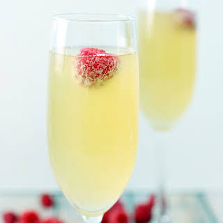 Mock Champagne Punch.