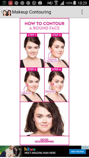 Makeup Contouring  screenshots 2