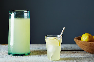 How to make lemonade without a recipe