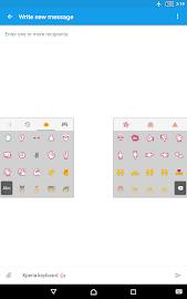 Xperia Keyboard Screenshot 7