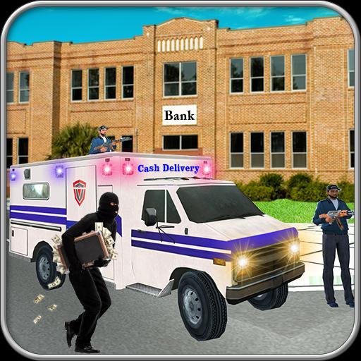 Money Delivery: Security Van (Unreleased)