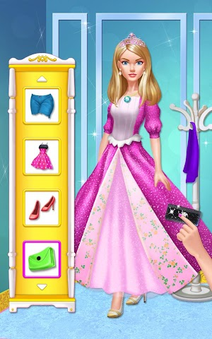 android Little Miss Doll - Dream House Screenshot 6