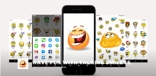 Smiley Face Emoji New Animated Emojis Stickers