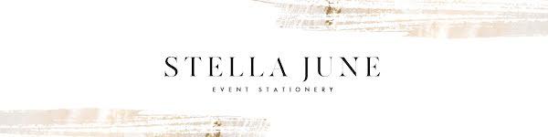 Stella June Stationary - Etsy Shop Big Banner Template