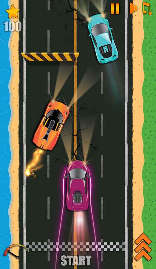 Car Racing Pro- screenshot
