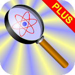 Magnifier Plus HD with Flashlight Icon