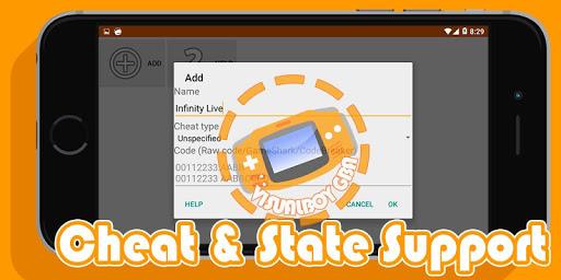 VisualBoy GBA Emulator 3.1.5 screenshots 8