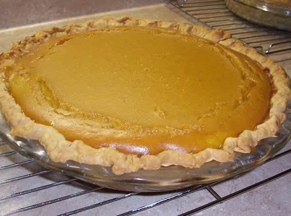 Squash Pie ~