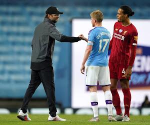 Jürgen Klopp réagit après la lourde défaite de Liverpool à Manchester City