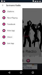 Suriname Radio - náhled