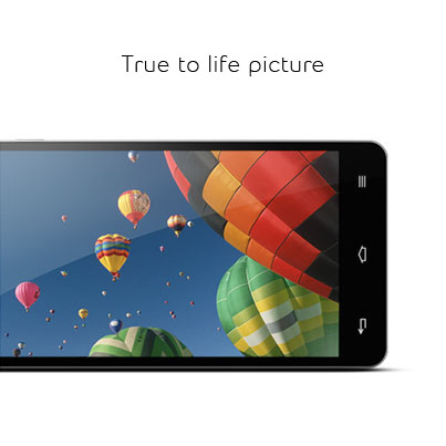 "Photo: Enjoy outstanding colour accuracy, sharpness, brightness and visibility on the LG Optimus G 4.7"" True HD IPS screen. http://bit.ly/W5BpVJ"