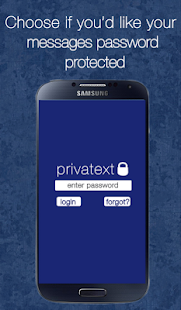 Privatext - Private Text Chat- screenshot thumbnail