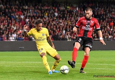 Lucas Deaux impressionné par Neymar