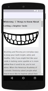 Teeth Whitening - náhled