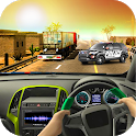 HighWay Crazy Speed Car Rider Traffic Racing 2020 icon