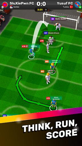football tactics arena: turn-based soccer strategy screenshot 3