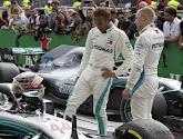 Valtteri Bottas pakt de pole in Rusland