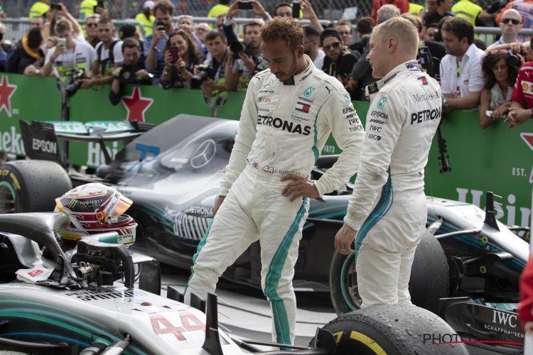 Verrassende pole in Rusland, Hamilton en Vettel starten op plaats 2 en 3