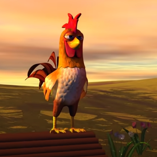 El gallo Pinto HD Canciones de la Granja screenshot 1