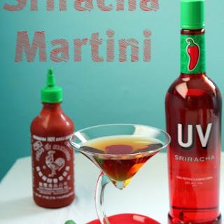 Sriracha Martini.
