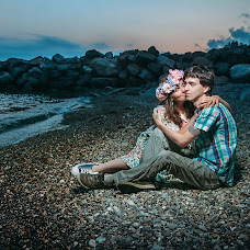 Wedding photographer Alya Luganchenko (Lalenia). Photo of 09.08.2015