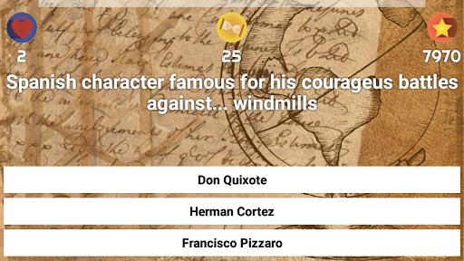 History & Culture Trivia - Demo android2mod screenshots 3