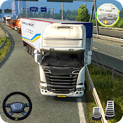 US Heavy Cargo Truck: Grand Driving Simulator 2019