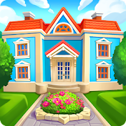 Download Game Homescapes [Mod: many stars] APK Mod Free