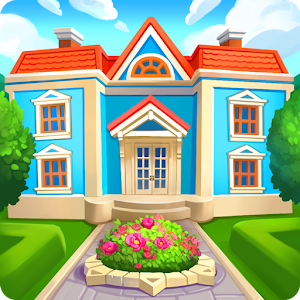 Homescapes v2.4.1.900 MOD APK Unlimited Stars
