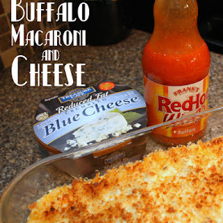 Buffalo Macaroni and Cheese