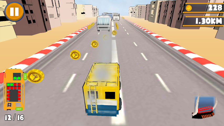 android Da'karapid Screenshot 2