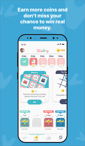 Earn money for Free with Givvy! apklade screenshots 2