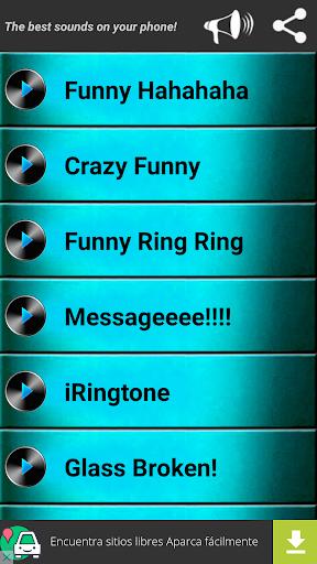 Funny Ringtones for whatsapp 5.0 screenshots 2