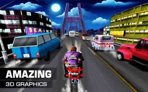 Moto Traffic Rider 3D 4