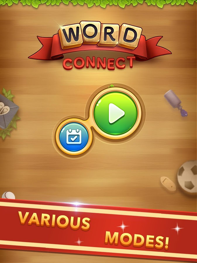 Screenshots of Word Connect for iPhone