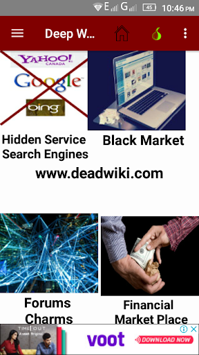 Deep Web  screenshots 3
