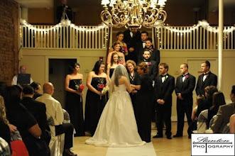 Photo: The Davenport- Greer, SC -  Ceremony in progress- 1/2010 -  Photo courtesy Spencer Stanton -http://stantonphotos.com Brenda M. Owen - http://WeddingWoman.net