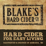 Blake's Hard Cider Blueberry Lemonade