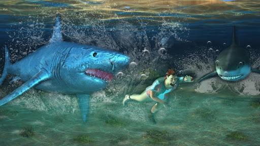 Super Robots Shark Transformation Hunter War 3D 1.0.3 screenshots 1