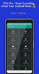 CPUz Pro apk