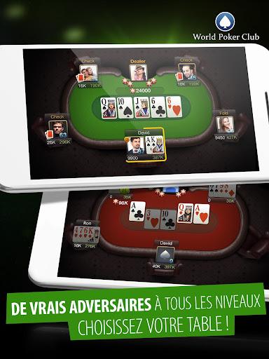 Poker Game: World Poker Club  captures d'écran 5