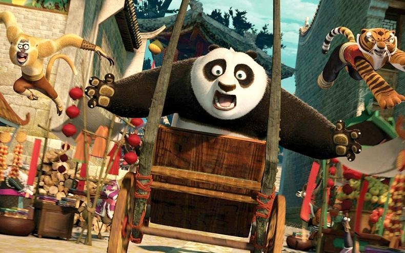 4. Kung Fu Panda 03