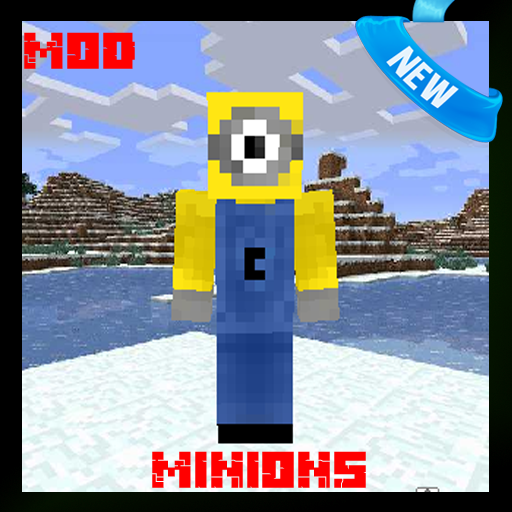 Mod Minions World for MCPE 冒險 LOGO-玩APPs