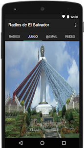 Radios de El Salvador Gratis screenshot 1